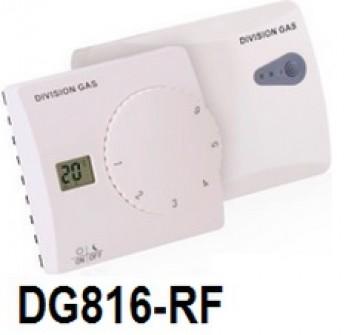 Poza Termostat de ambient fara fir DIVISION GAS 816RF