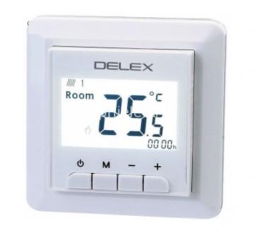 Poza Termostat digital programabil DEL 9000
