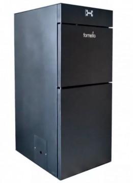Poza Centrala termica pe peleti Fornello Pellet King 25 - 25 kW