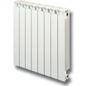 poza Calorifer/Radiator Aluminiu Global MIX 600