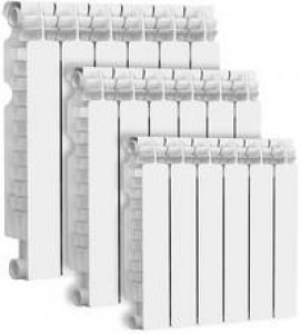 poza Calorifer/Radiator aluminiu FONDITAL MASTER Super 350/100 - 172,1 W/el